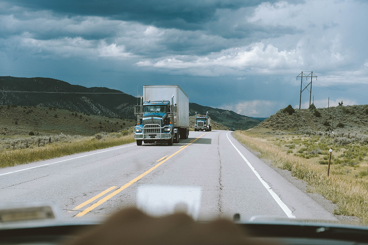 Lee's Trucking and Land Services is a family business owned by Lee and Lisa Jacobs. Their mission is being honest with their customers and letting them know the best way to do the job.