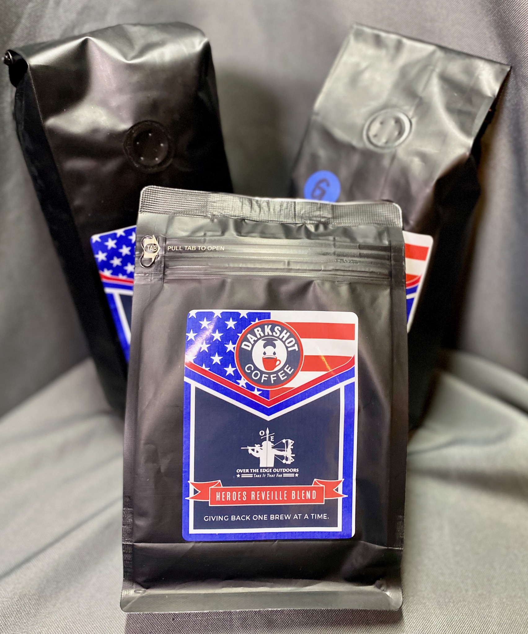 8 OZ Heroes Reveille Expresso Coffee