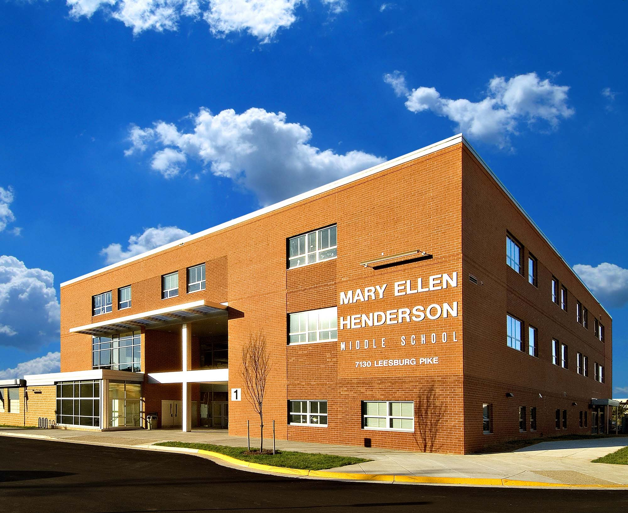 Mary Ellen Henderson Middle School