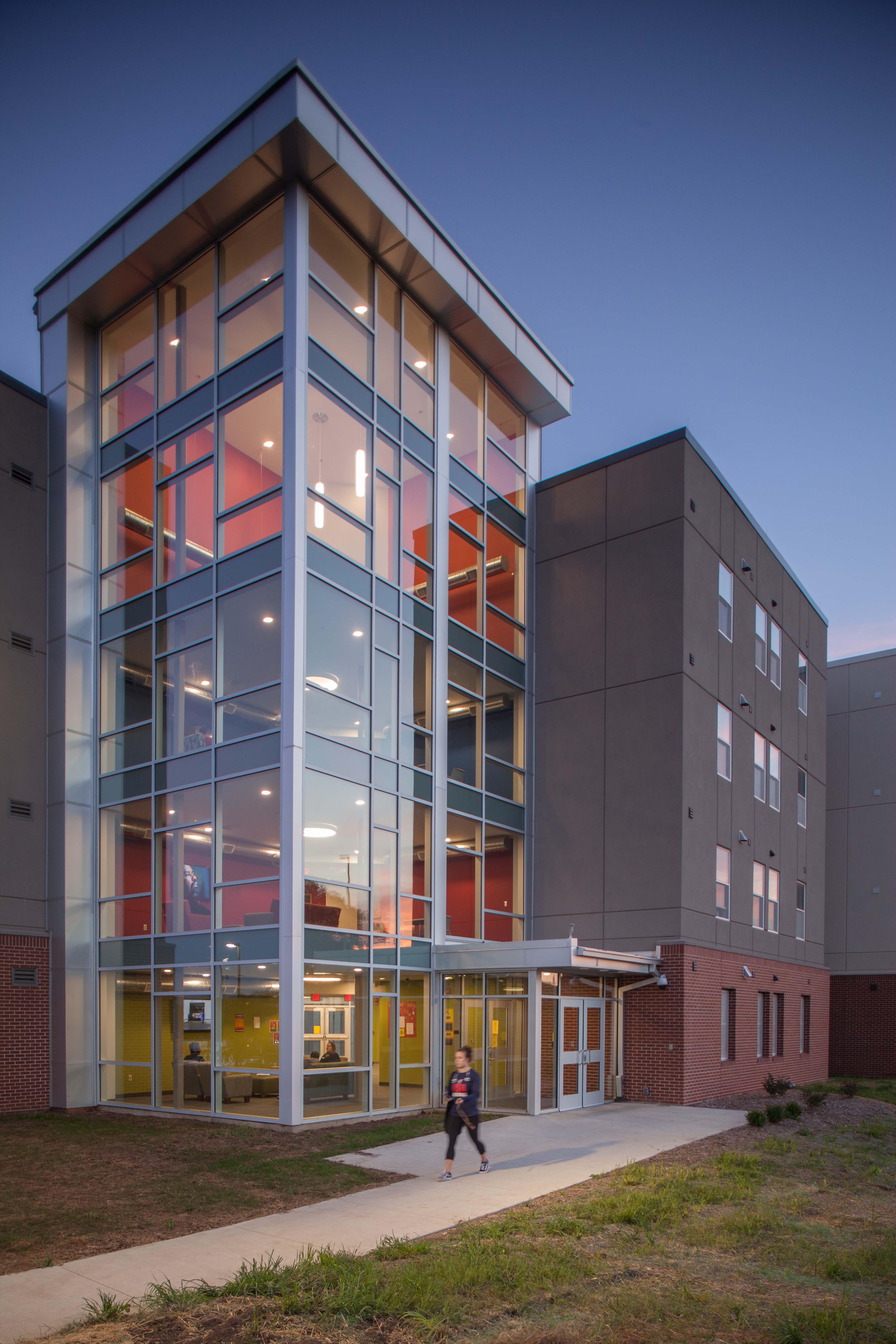 University of Kansas, Central District Development