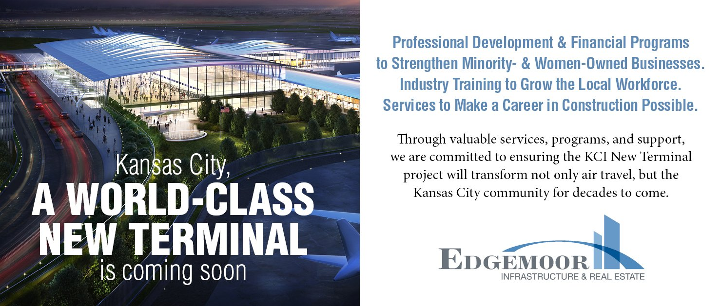 The Edgemoor Team is excited to take the next step in delivering a new gateway for Kansas City!