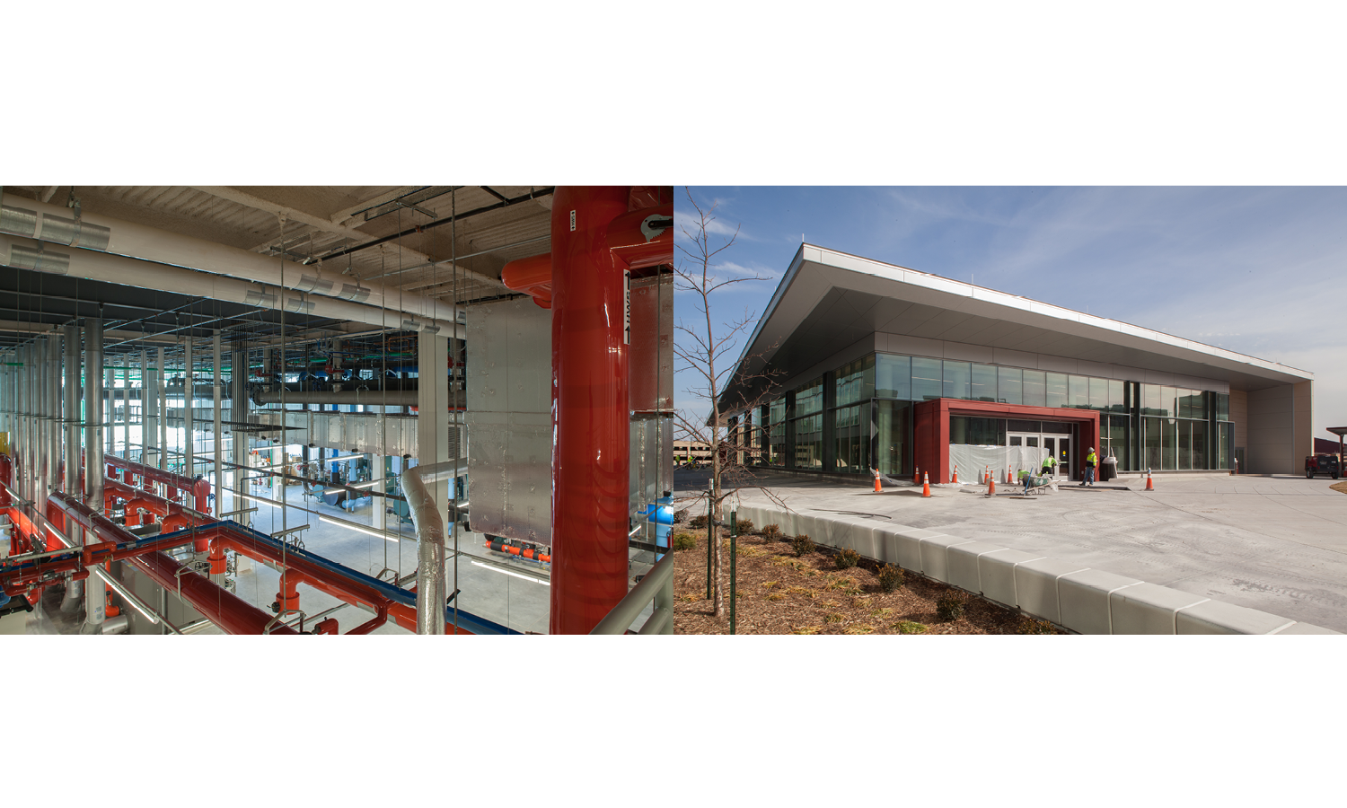 The University of Kansas Central District P3 project has reached another important milestone - the new Burge Student Union and Central Utility Plant have been completed four months ahead of schedule!