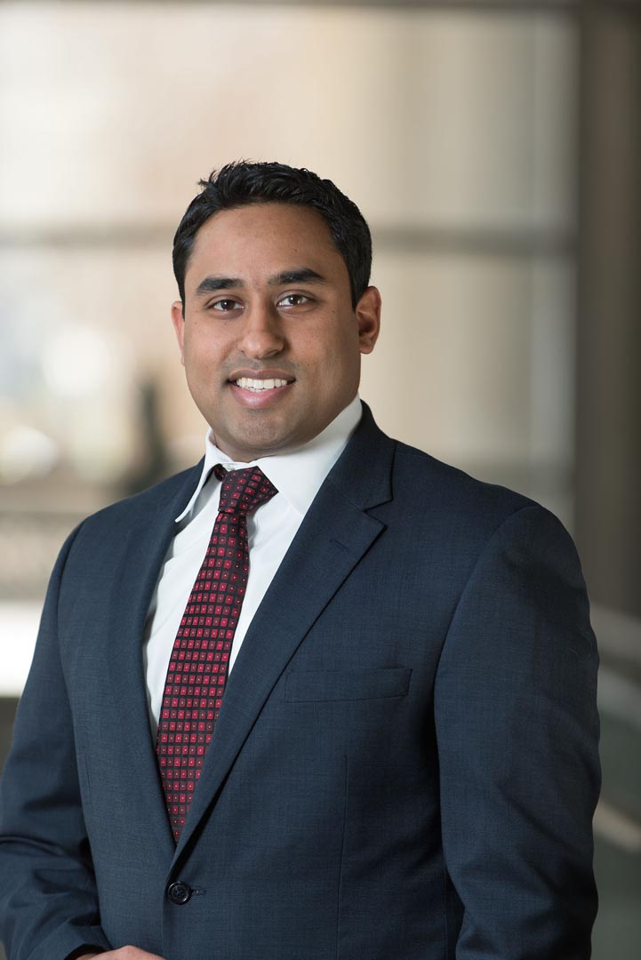Edgemoor is happy to welcome its newest Development Associate, Kunal Sakhuja.