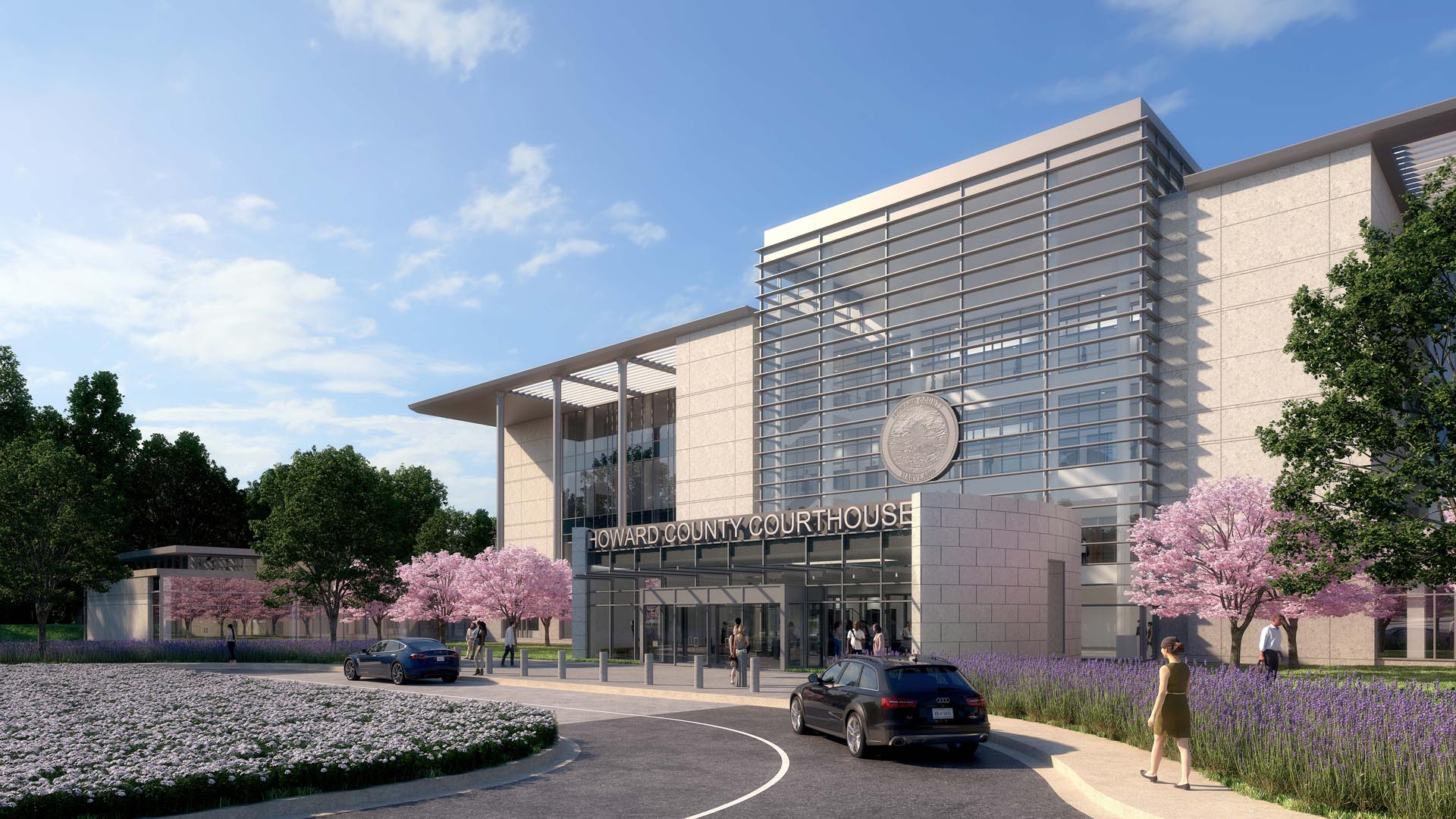 The Edgemoor-Star America Judicial Partners (ESJP) team is excited to take the next step in delivering a new Circuit Courthouse for Howard County.