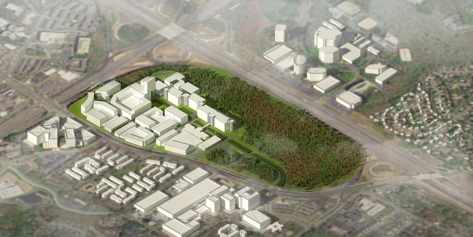 Inova Campus Master Plan