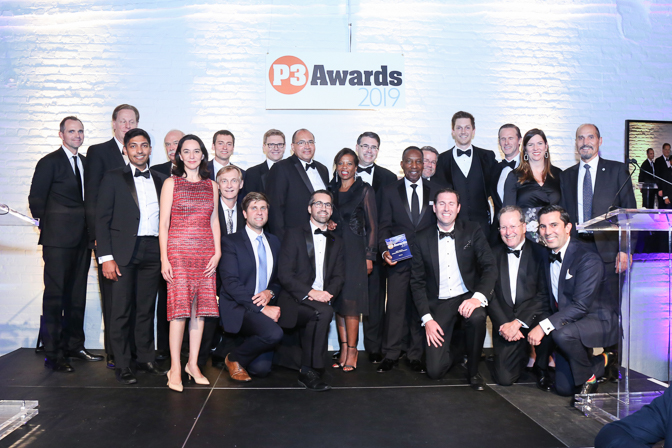 """Edgemoor won the Gold award for """"Sponsor/Developer of the Year"""", and the new Howard County Circuit Courthouse won Gold for both """"Best Social Infrastructure Project"""" and """"Best Financial Structure"""" at the P3 Bulletin Awards on Thursday, October 3rd."""