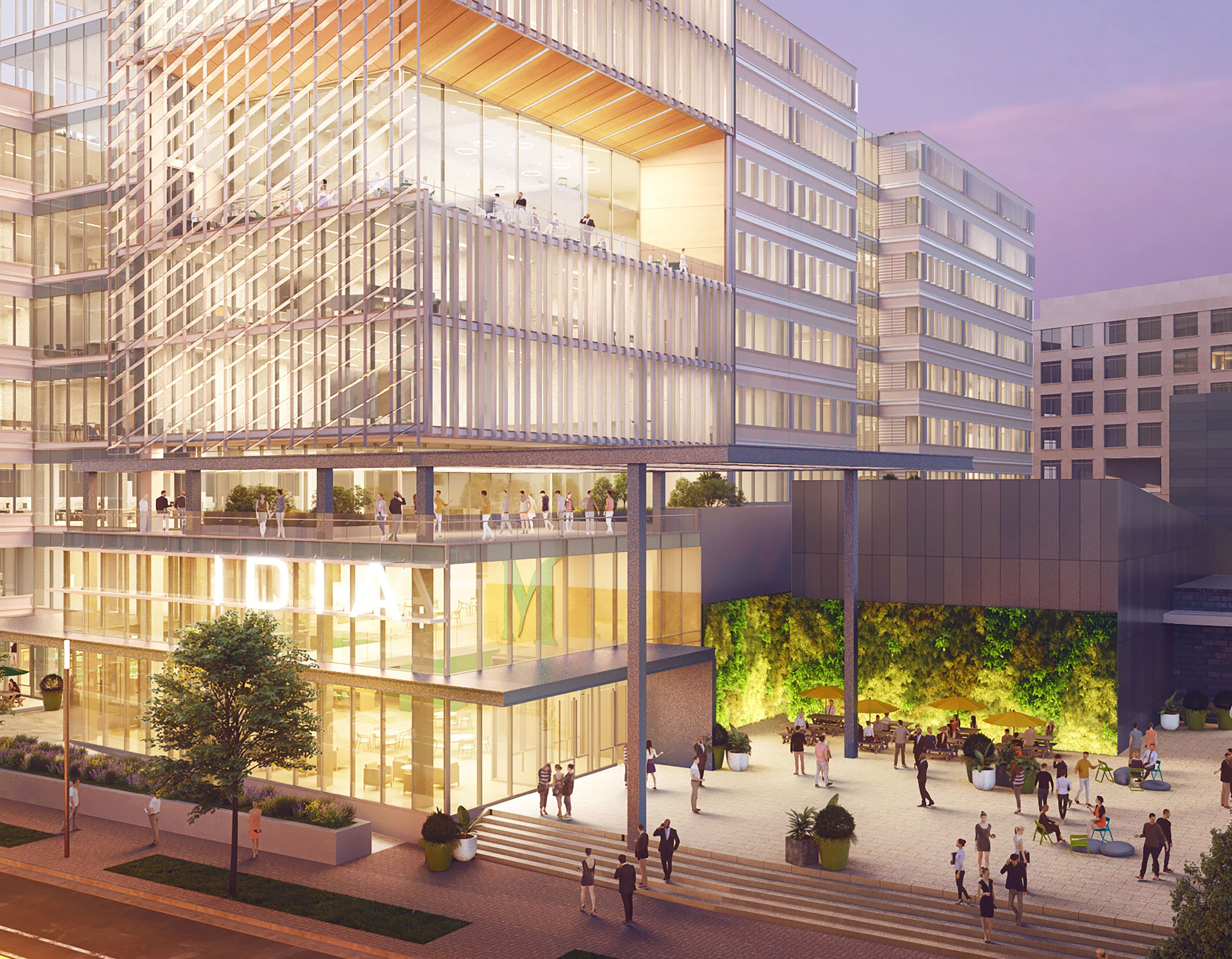 Mason Innovation Partners, a consortium led by Edgemoor as developer and investor, was selected by George Mason University (Mason) to begin negotiations on a P3 to design, build, finance, lease, and operate the new digital innovation headquarters on Mason's Arlington, Virginia campus.