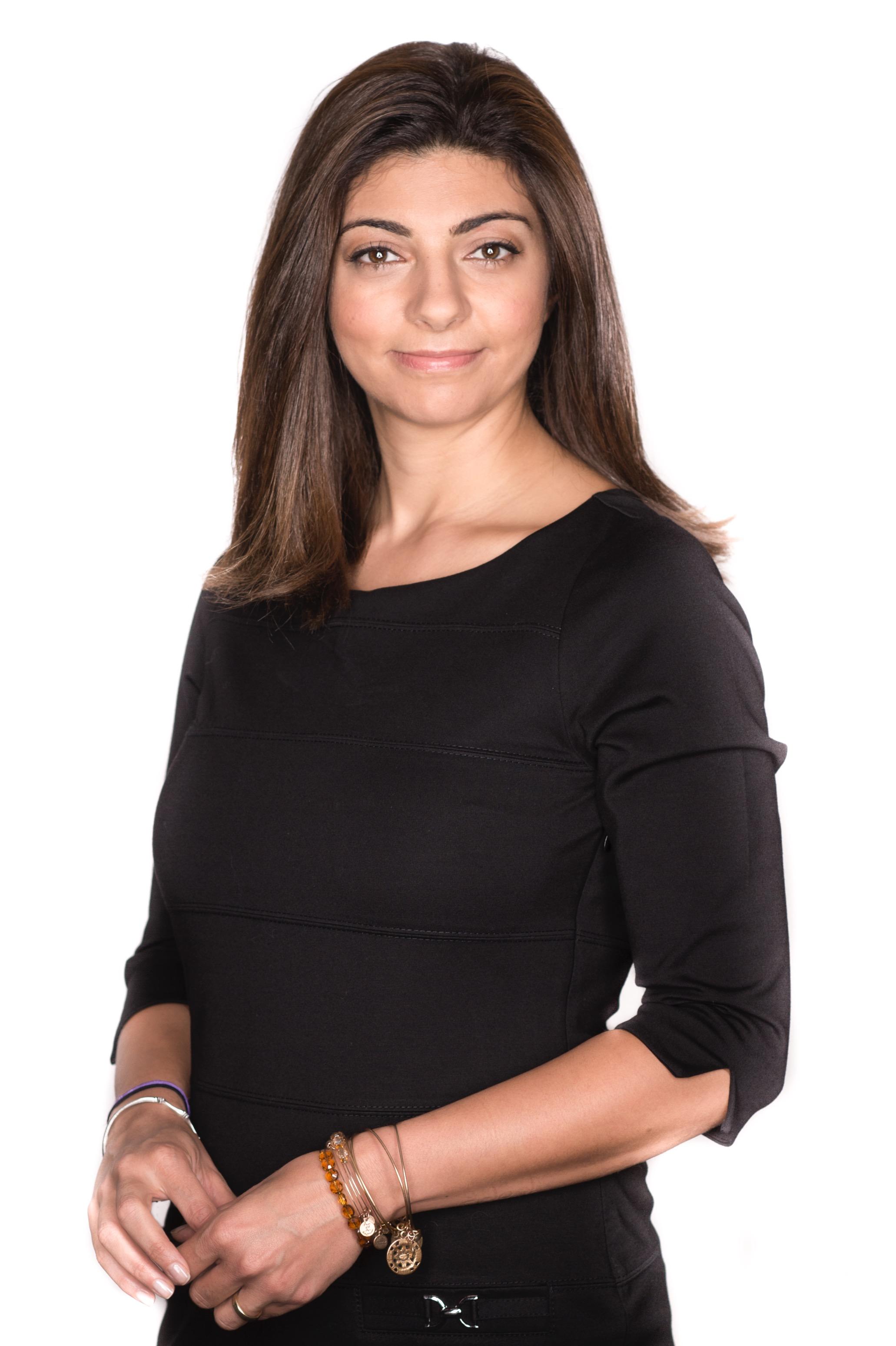 Rana el Kaliouby headshot