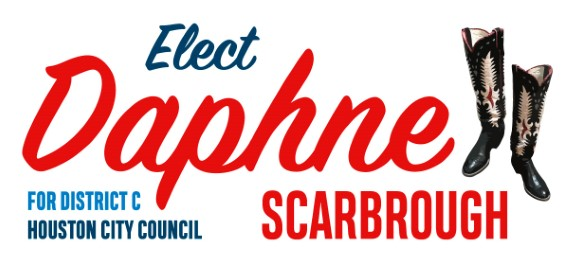 Daphne Scarbrough Announced to run for Houston City Council, District C