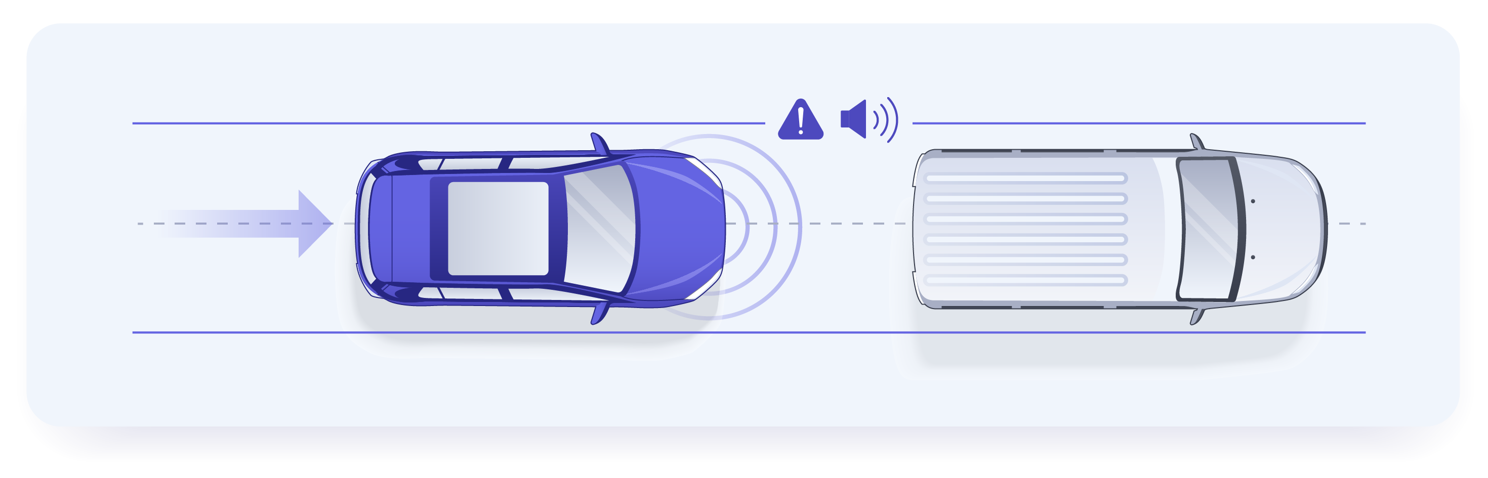 Avinew ADAS decoder: Forward Collision Warning FCW