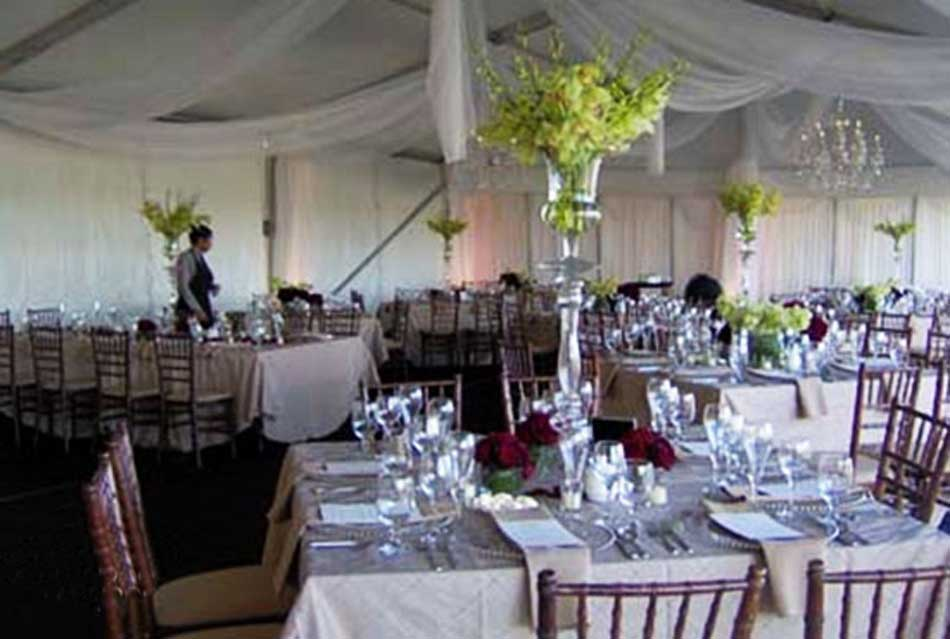 table and chair rental cleveland