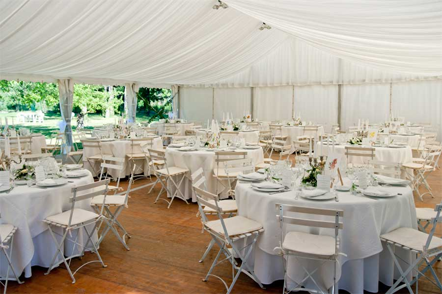 Tents for corporate n catered events ohio