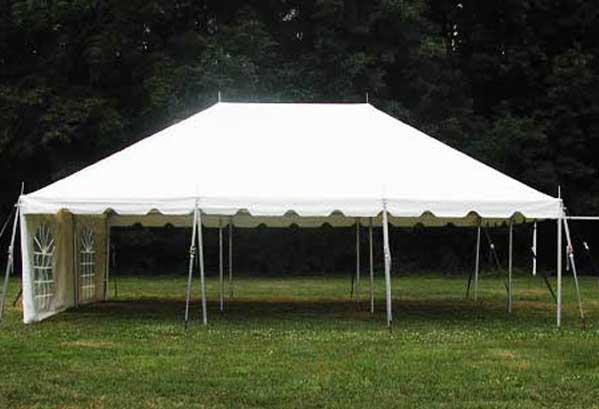 20 x 30 tent