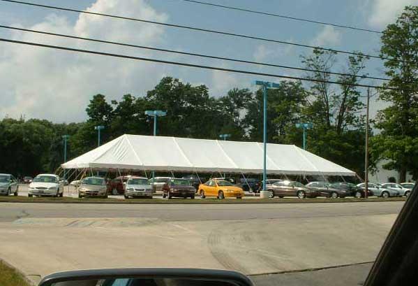 30 x 120 Tent