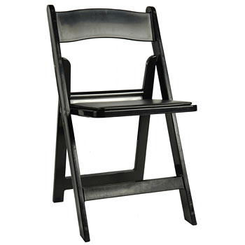 Black Chair Rental Cleveland