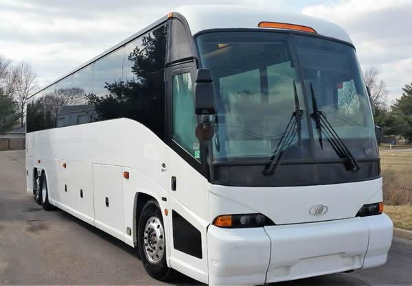 Reichert charter bus