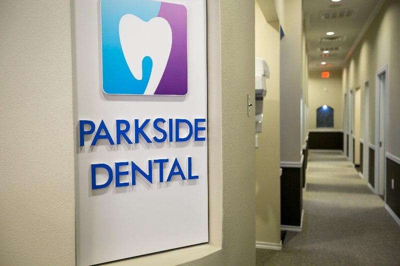 Parkside Dental office in Murphy