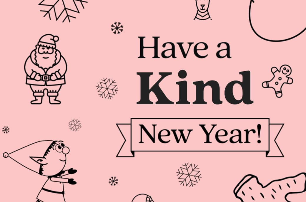 A Kind New Year!