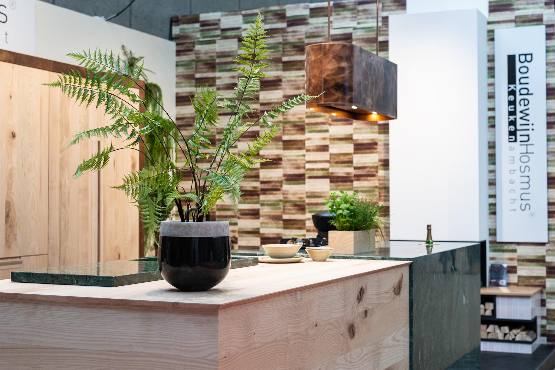 VT Wonen & Design Beurs keuken 2019