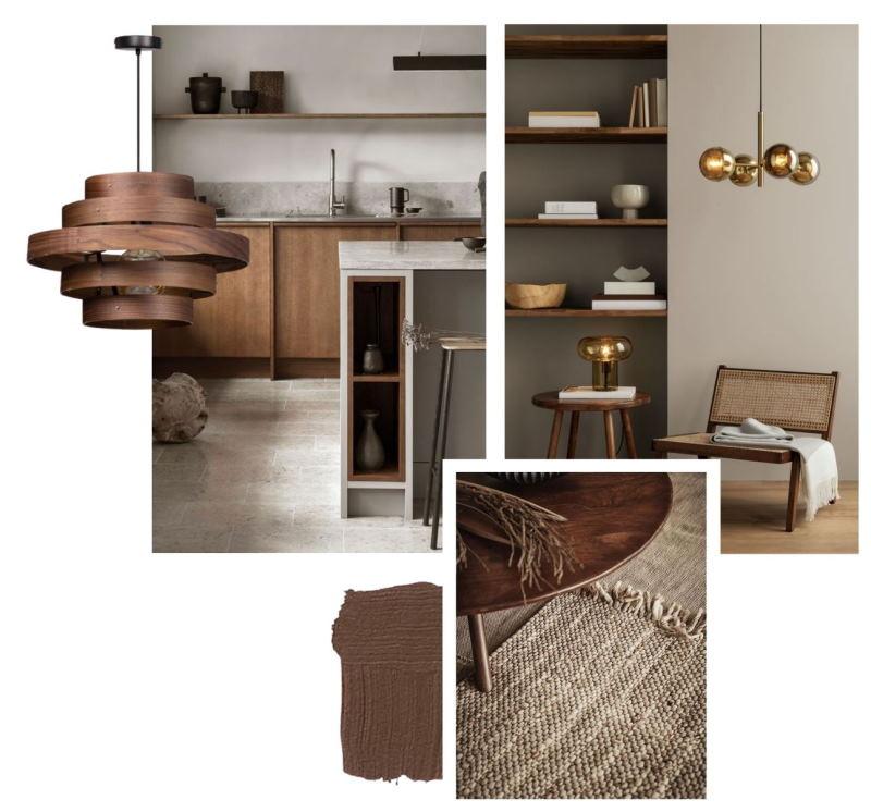 Natuurlijke materialen in het interieur is een trend die al een tijdje populair is, en nog steeds blijft. | Boudewijn Hosmus Keukenambacht