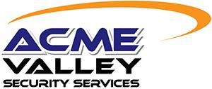 Acme Valley Security Services logo