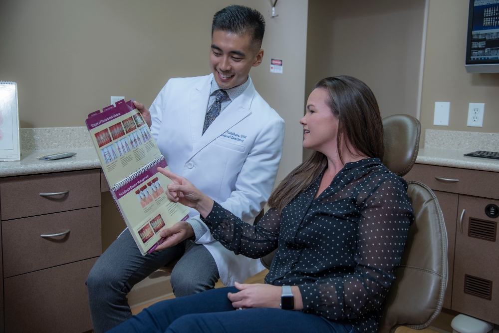gum disease diagnosis
