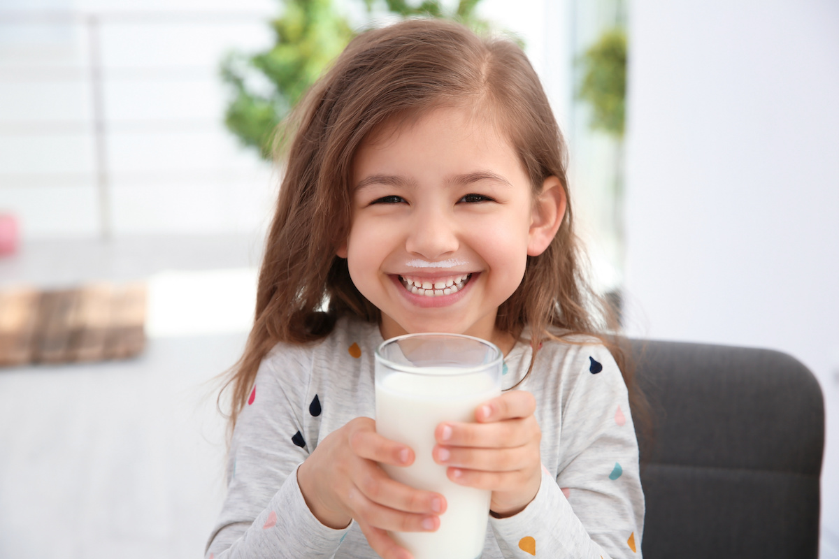 Is Milk Actually Good For My Child's Teeth? What You Should Know