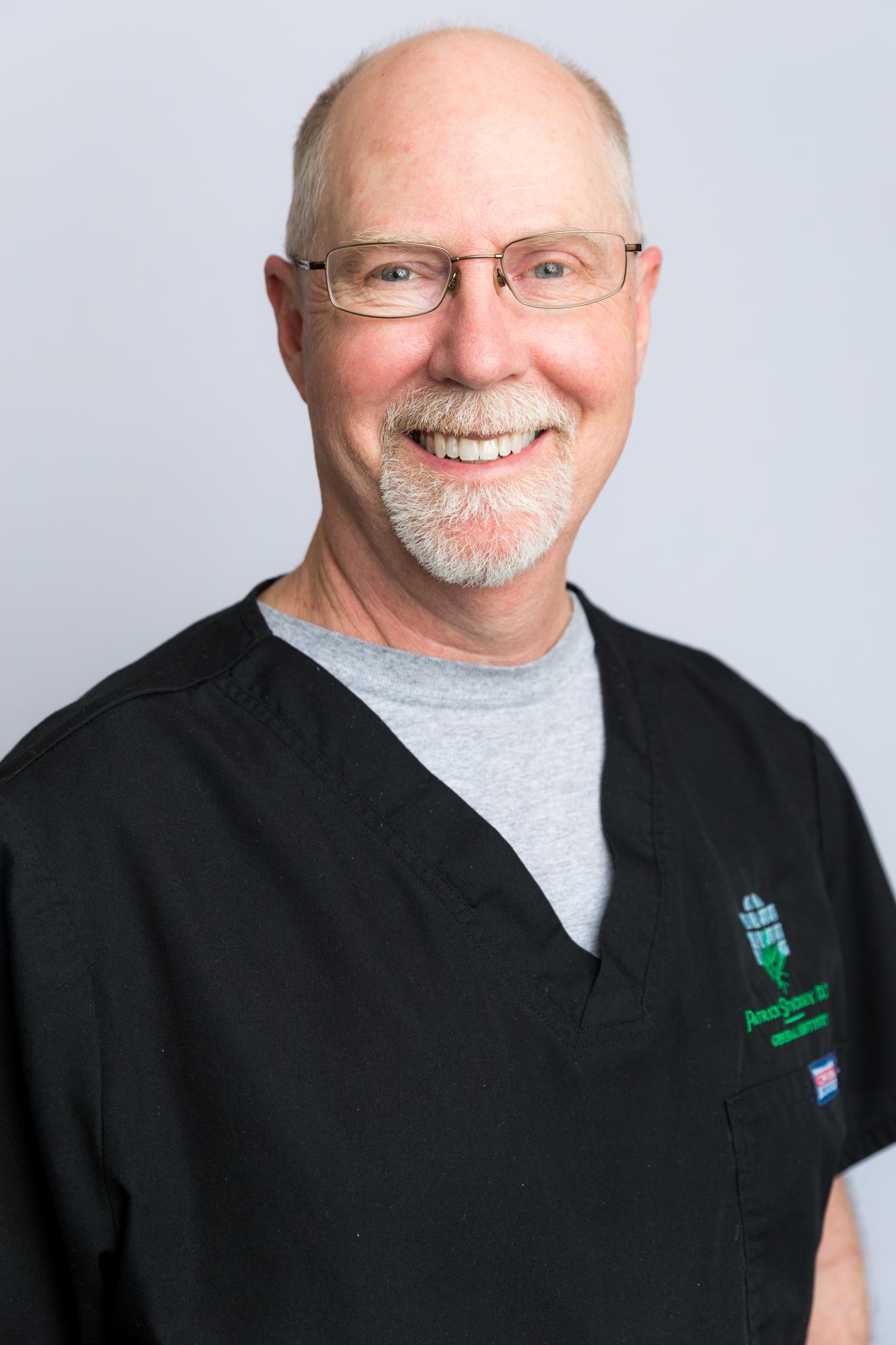 Headshot of Dr. Stuckey