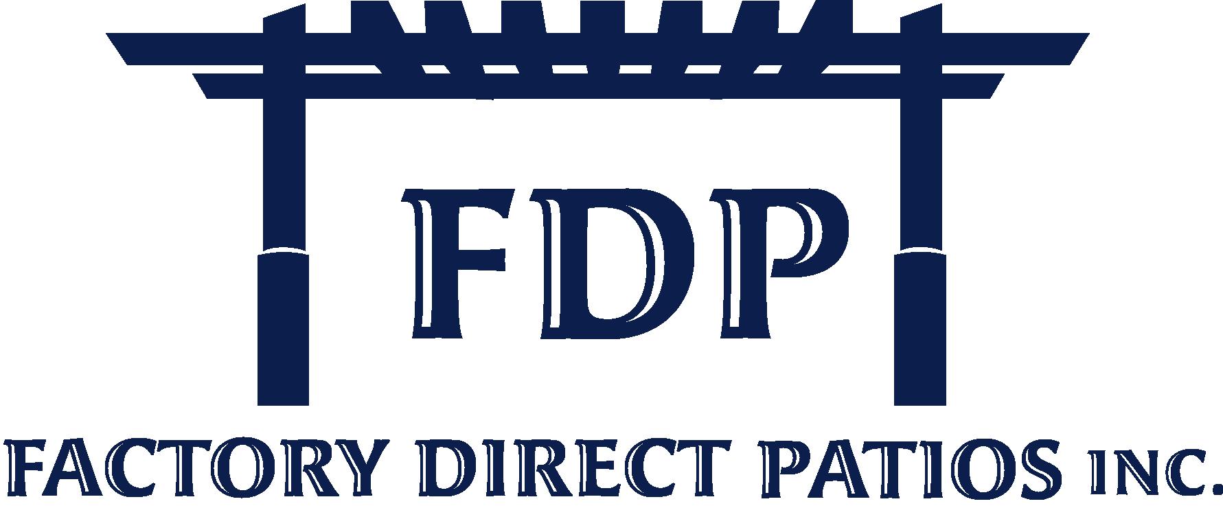 factory direct patios logo