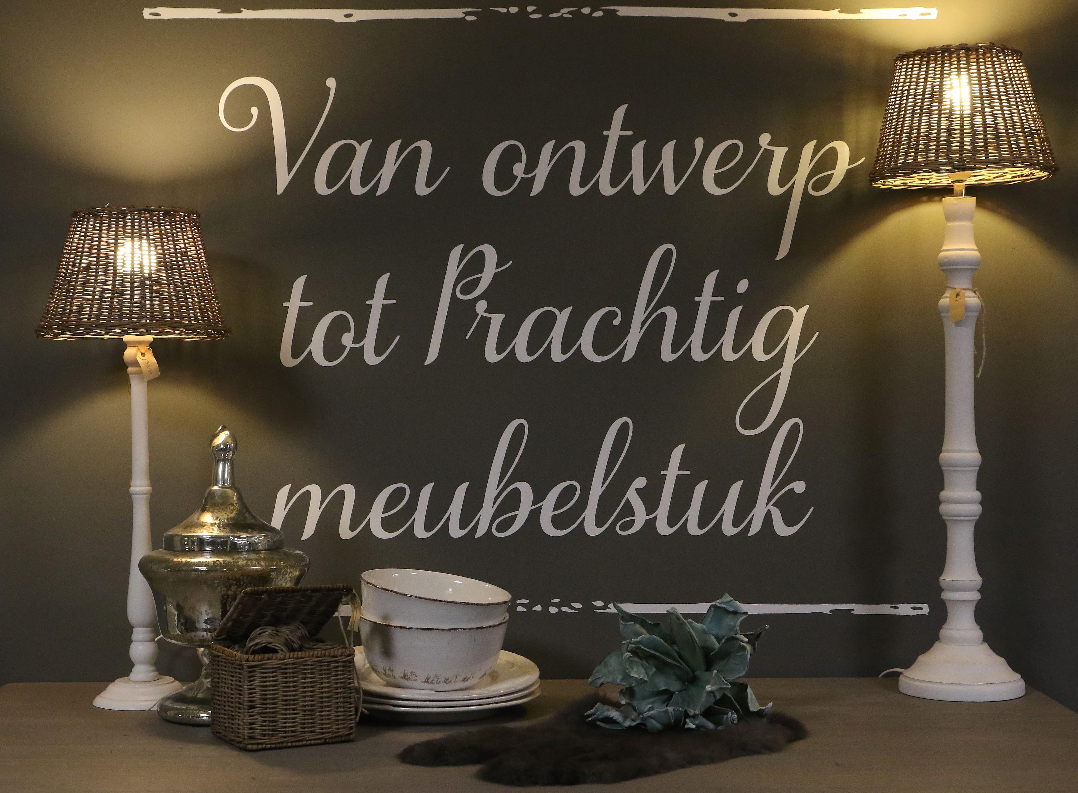 Meubels op maat kopen of laten maken bij Verschoor wonen voor een landelijk interieur op maat.