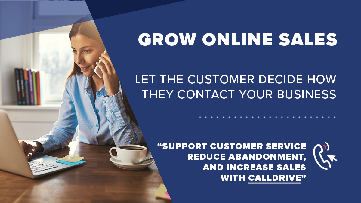 Increase Sales for your Business with Calldrive