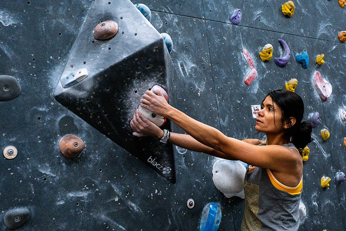 Chimera Climbing - New to Bouldering?