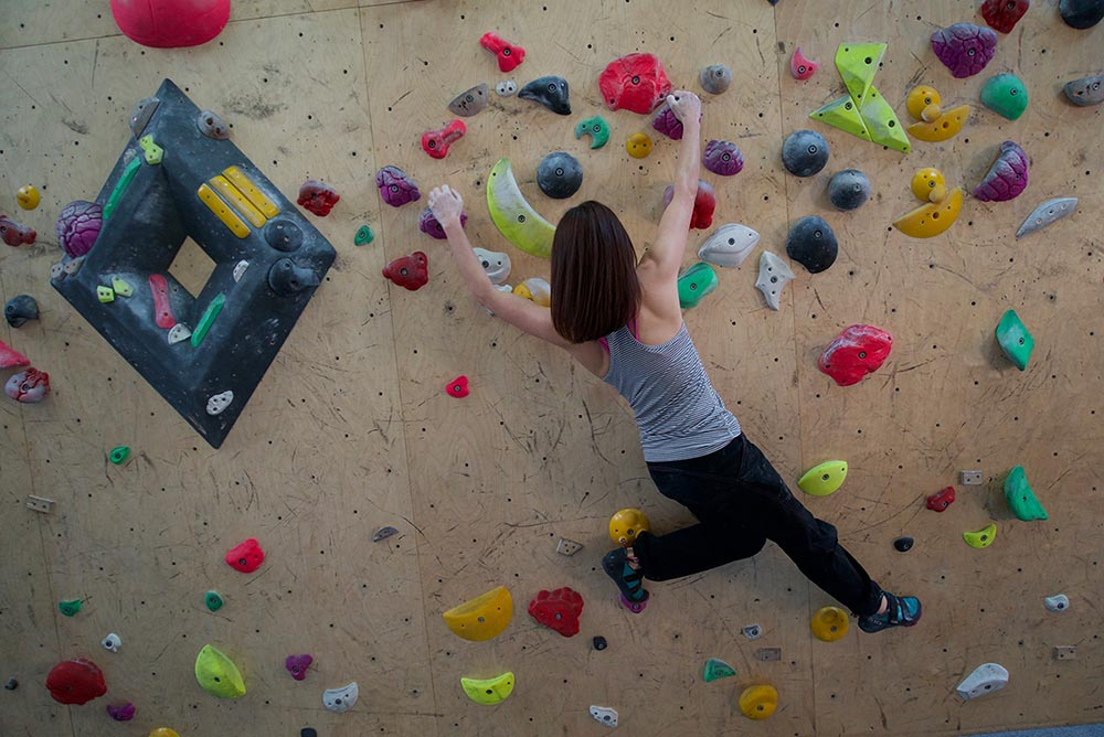 New to Bouldering