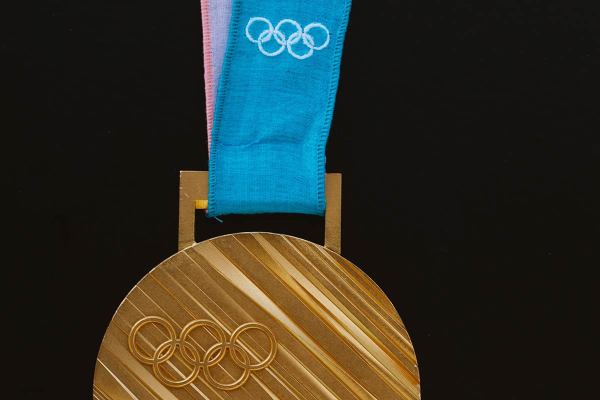 Count Down to the Olympics