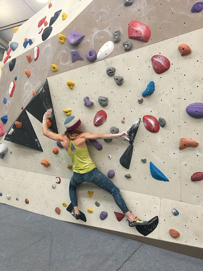 Emma Chimera Climbing Tunbridge Wells