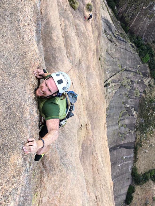 Outside Climbing