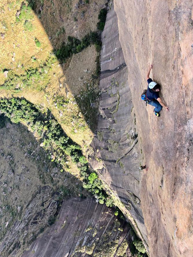 Rock Climbing Madagascar