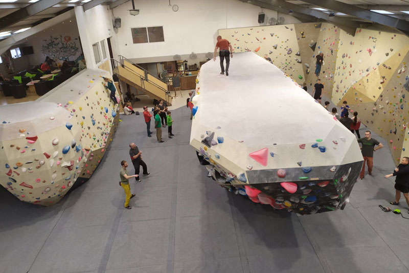 Bouldering Tunbridge Wells