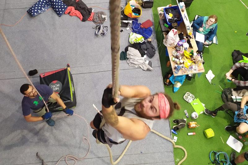 The Climb Challenge Chimera Climbing
