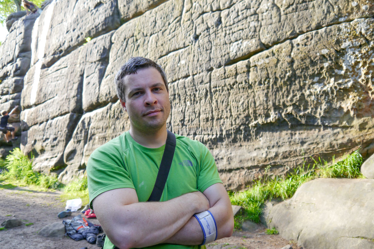 A celebration of Southern Sandstone - An Interview with Daimon Beail