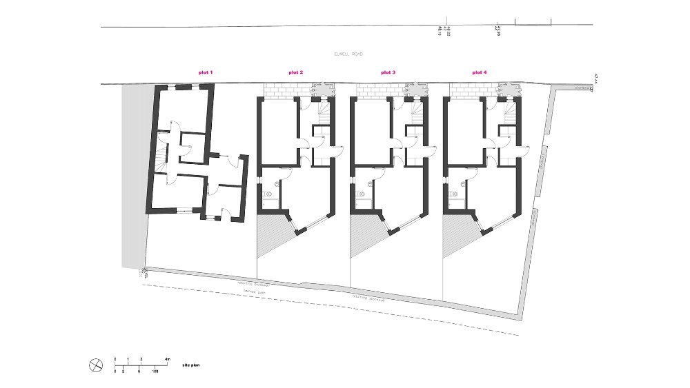 Elwell Road Site Plan