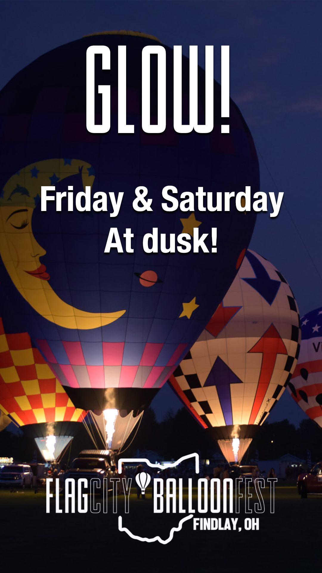 BalloonFest Glow Ad