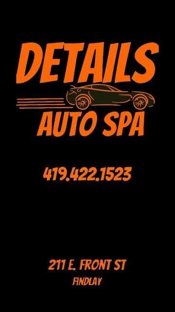 Details Auto Spa Ad