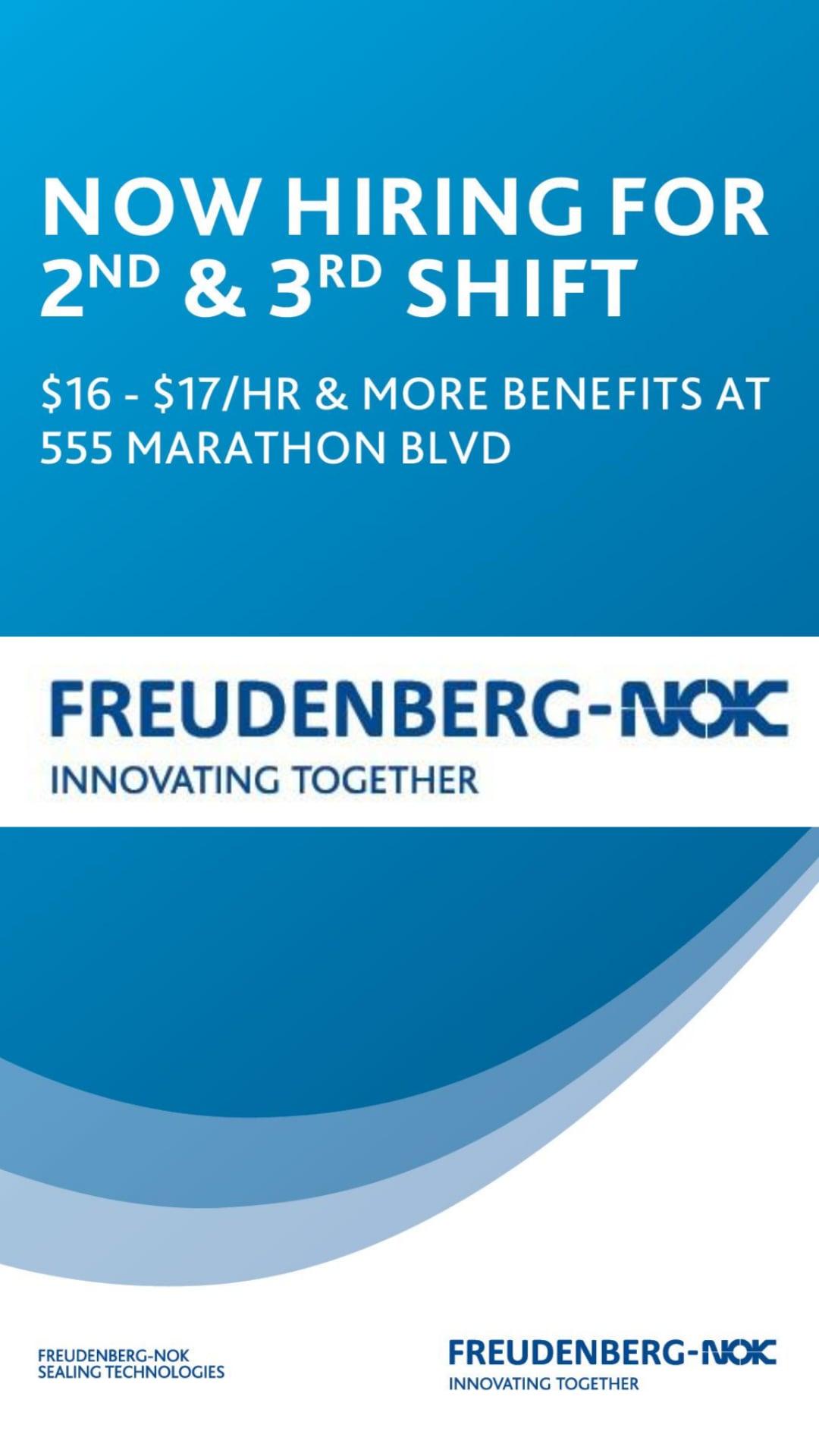 Freudenberg Ad