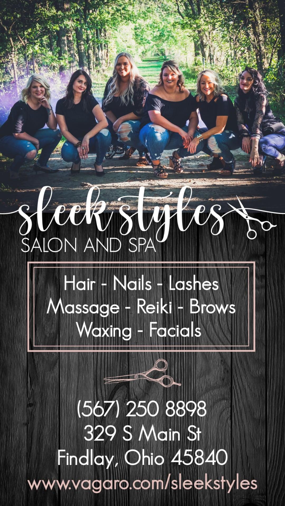 Sleek Styles Ad