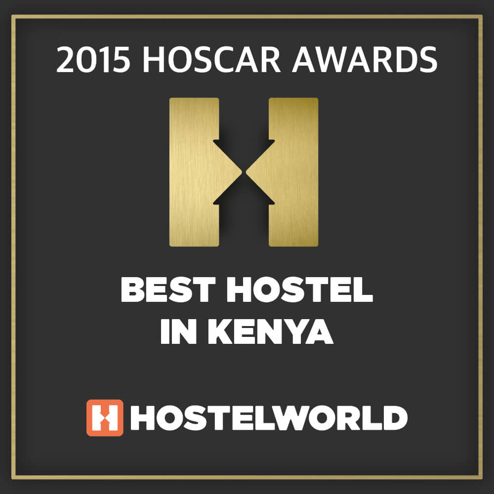 2015 Hoscar Award for Best hostel in Kenya