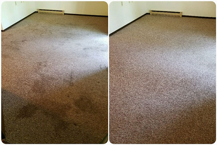 manitowoc carpet cleaning before and after