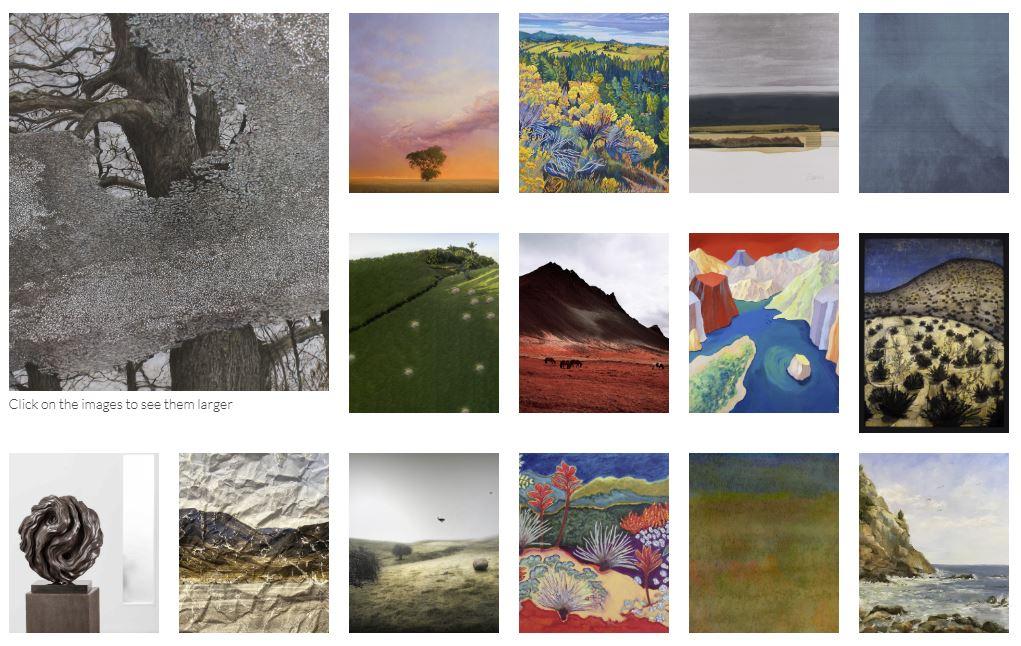 Contemporary Landscape Galley