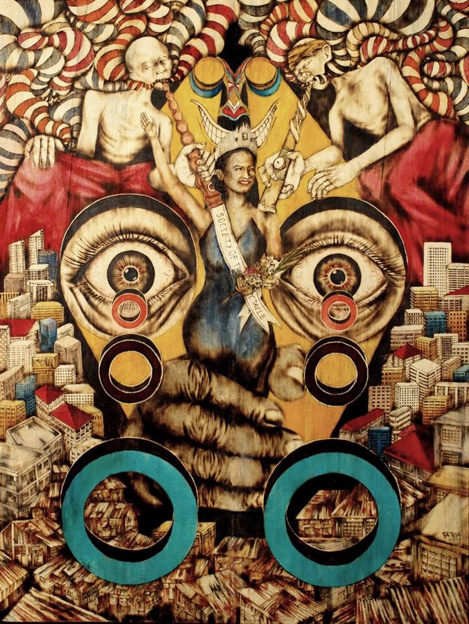 Iya Regalario (SOS (Society of the Spectacle)