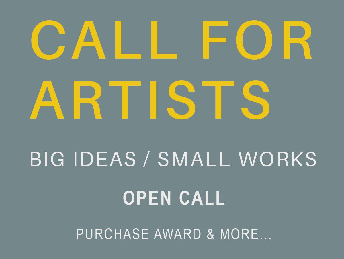 Big Ideas / Small Works